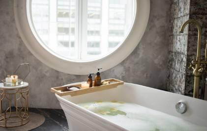 Vannas istabas interjera tendences 2021. gadā