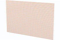 Stiklašķiedras siets SSA 1,1m 1363 SM  (50m)