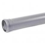 Iekšējās kanalizācijas caurule Magnaplast DN100 0.15m, iepakojums 5 gab. (cena par 1 gab.)