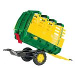 Piekabe traktoriem Rolly Kid Hay Wagon 122981