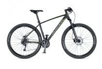 Kalnu velosipēds Author Spirit 29 Ph Black Matte.