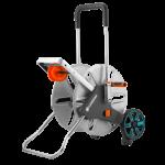 Metāla šļūtenes ratiņi Gardena AquaRoll L Easy Metal