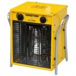 Elektriskais sildītājs Master 4.5-9kW 13kg IP44 B 9 EPB
