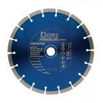Dimanta ripa DIEWE P-LINE CONSTRUCTION, D230/22.23 mm