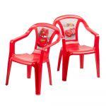 Bērnu krēsls DISNEY-CARS 38x38xH52 cm