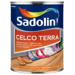 Grīdas laka Sadolin Celco Terra 20 1 L pusmatēta