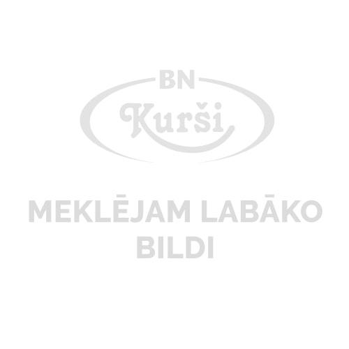 Biroja krēsls DALLAS PVC, melns