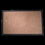 Kājslauķis Brūns, 45x75 cm