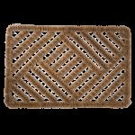 Kājslauķis ar kokosšķiedru birstēm 40x60 cm