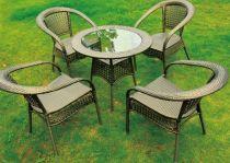 Dārza krēsls, 51 x 53 x 75 cm