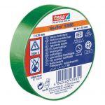 Izolācijas lente Tesa Professional 53988 Zaļa, 20 m/19 mm