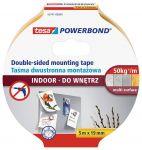Divpusējā lente Tesa 55741 Powerbond INDOOR 5 m/19 mm