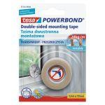 Divpusējā lente Tesa 55743 Powerbond TRANSPARENT 1.5 m/19 mm