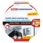 Divpusēja lente Tesa 55792 Powerbond Ultra Strong 5 m/19 mm