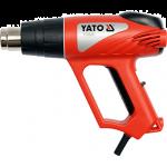 Fēns YATO YT-82288, tehniskais, 2000 W