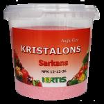 Kristalons Hortis Sarkans (augļu fāze) 1KG