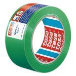 Grīdas marķēšanas lente Tesa Professional 60760 Zaļa, 33 m/50 mm
