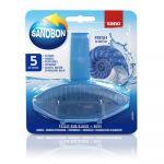 Tualetes bloks Sano,  Sanobon Blue 55g