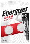 Baterija Energizer Lithium CR2450 3V B2, 620 mAh (2gb)