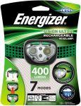 Galvas lukturis Energizer Vision Ultra LED, lādējams, 400lm, 7 režīmi.