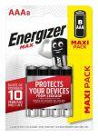Baterijas Energizer AAA Ultra+ 8gb EN2400B8ULTR