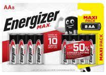 Baterijas Energizer AA Ultra+ 8gb EN1500B8ULTR.