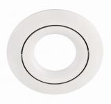 Gaismeklis RING  RDW1,  GU10, D82mm, alumīnijs, balts