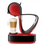 Kapsulu kafijas automāts Delonghi, sarkans