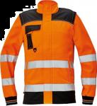 Darba jaka KNOXFIELD, paaugstinātas redzamības, oranža, izmērs 60