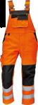 Darba puskombinezons KNOXFIELD, paaugstinātas redzamības, oranžs, izmērs 56