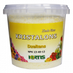 Kristalons Hortis Dzeltens (ziedu fāze) 1KG