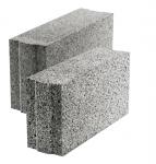 Keramzīta bloks ar gropes savienojumu Fibo EFEKT 5MPa 100x250x480, 108 gab. (cena par 1 gab.)