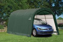 Garāža/Nojume CarPort 4 x 6,1 x 3,7m, zaļa.