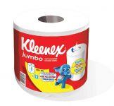 Virtuves dvieļi Kleenex Jumbo 600 lap. 2-kārtas