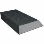 Slīpšvamme ABREX, 220, slīps, 125x90x25mm