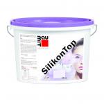 Dekoratīvais - silikona apmetums Baumit SilikonTop biezpienveida 2.0 mm, 25KG