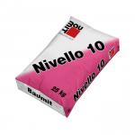 Pašizlīdzinošā masa grīdām Baumit Nivello 10 25KG