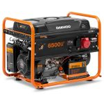 Benzīna ģenerators DAEWOO GDA 7500 DPE-3, 6.56.0 kW, 230380V