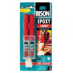 Epoksīdlīme Bison Epoxy 5 min 24 ml