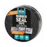Hidroizolējoša lenta Bison Rubber Seal Tape 7.5cmx5m