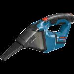 Akumulatora putekļsūcējs Bosch GAS 12V Professional 2 x 2.5 Ah, L-Boxx