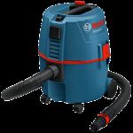 Putekļsūcējs mitrai un sausai uzsūkšanai Bosch GAS 20 L SFC Professional