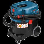 Putekļsūcējs mitrai un sausai uzsūkšanai Bosch GAS 35 L SFC+ Professional
