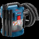 Akumulatora putekļsūcējs Bosch GAS 18V-10 L Professional 2 x 5.0 Ah, Click&Clean