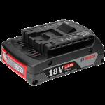 Akumulators Bosch GBA 18V 2.0Ah Professional