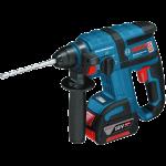 Akumulatora perforators Bosch GBH 18 V-EC Professional 2 x 4.0 Ah, L-Boxx