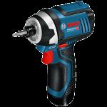 Akumulatora triecienskrūvgriezis Bosch GDR 12V-105 Professional 2 x 2.0, Ah L-Boxx