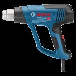 Celtniecības fēns Bosch GHG 23-66 Professional Case + 5 Nozzles