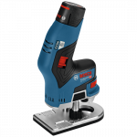 Akumulatora rokas frēze Bosch GKF 12V-8 Professional