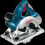 Akumulatora ripzāģis Bosch GKS 18 V-LI Professional L-Boxx